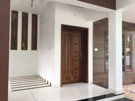 Newly constructed semi furnished house ready to sell