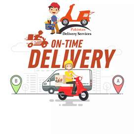 Need a rider for delivery