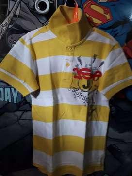 Baju anak merk JSP size 6