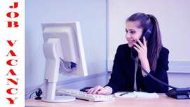 Urgent need only female receptionist