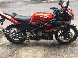 Kawasaki ninja Rr se th 2015mulus bisa cash dan kredit
