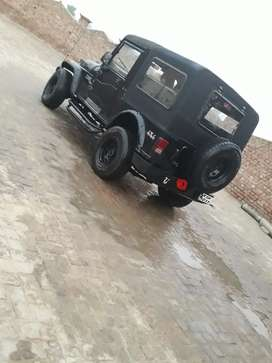 Mahindra Thar 2006 Diesel Well Maintained