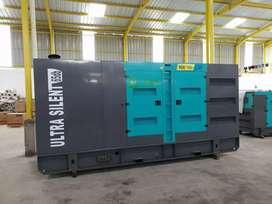 Genset Murah Generator Mesin Diesel Baru Bekas Bergaransi