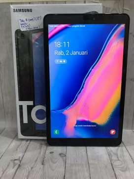 Galaxy Tab A 8inch Black - DC COM Plaza medan fair
