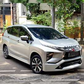 Mitsubishi Xpander Ultimate Silver Automatic 2018