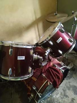 SoundX Drum Set