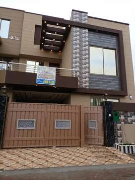 5 Marla Outstanding Brand New house for sale in bahria town lahore