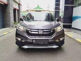 Honda CRV 2.4 AT 2015 Mulus TERAWAT LIKE NEW