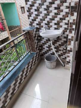 One room set with kitchen and washroom