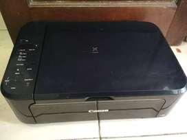 Printer scan copy Canon E510
