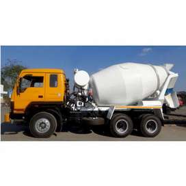 Truck driver needed for transit mixer