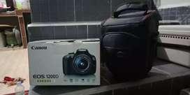 Kamera canon 1200 d