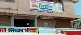 Urg sale of First Floor 200sqft shop at BUS Stand