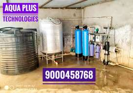 1000 LPH RO MINERAL WATER PLANT (INSTALLATION AND 1 YEAR WARRANTY FREE
