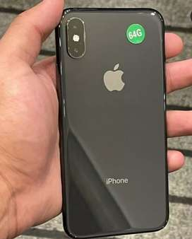 Rare iphone x 256gb official pta approved in 10/10 Condition