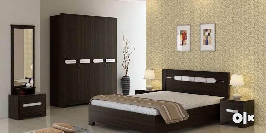 3. Brand new bedroom set at wholesale price 0