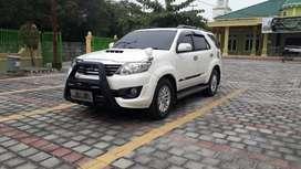 Toyota Fortuner TRD VNT  DIESEL MT 2013