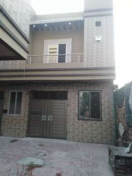 3 Marla B/N House For Sale Near Dr hospital