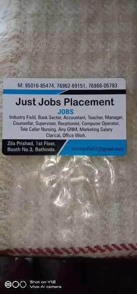 Just jobs nd Education consultant