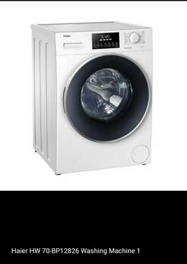 Fully automatic Haire inverter  (HW70-BP12826) washing machine