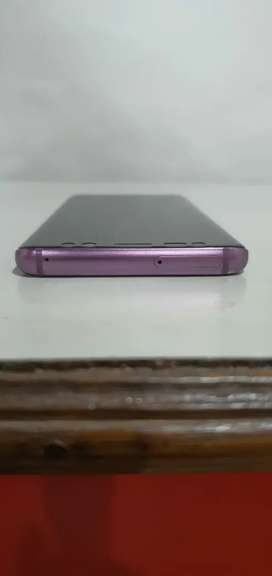 Galaxy S9 mint condition