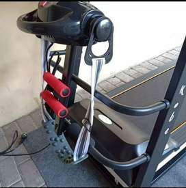 new Treadmill Electric Kobe 3 fungsi