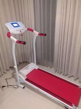 Alat fitness Treadmill Elektrik excider