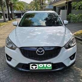 [DP37JT] Mazda CX5 GT A/T 2012 Putih Istw bs kredit