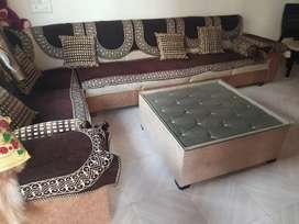 Sofa 7 seater L shape
