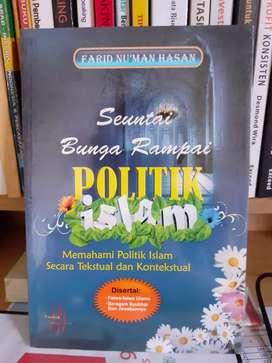 Buku Seuntai Bunga Rampai Politik Islam