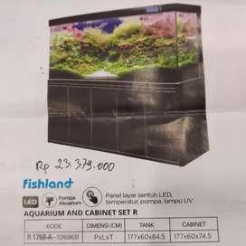 Aquarium and Cabinet Set R di Ace Hardware bisa Cicilan di Homecredit