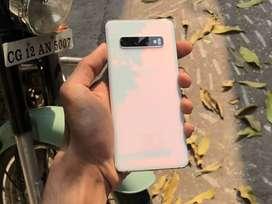 S10 / prism white / 128 gb.  Price negotiable