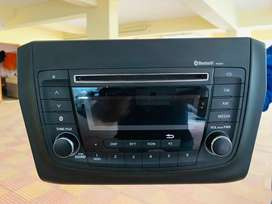 New 18 model swift car music system with blutooth compatability