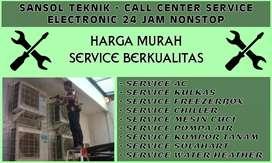 Service AC Tidak Dingin Servis Mesin Cuci Kulkas Krian Sidoarjo