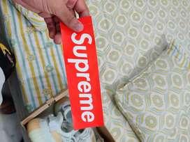 SUPREME ORIGINAL STICKER