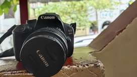 Canon 1200D with Full working condition