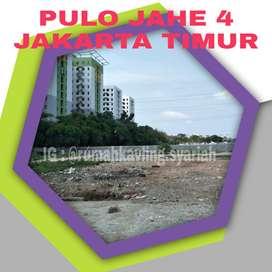 Kavling murah siap bangun di Pulo jahe cakung Jatinegara Jakarta Timur