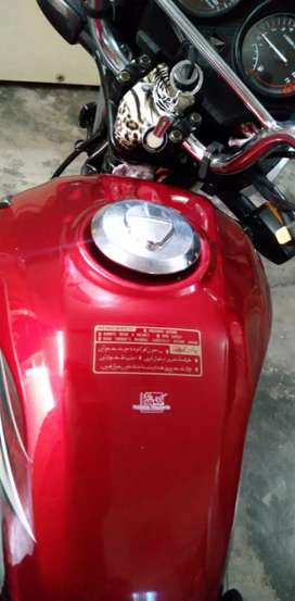 New  look Honda 125 lush condition