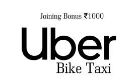 Join Now And Start Earn With Uber Bike Taxi