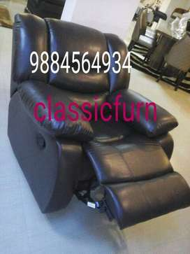 brand new own manufactured recliner sofa