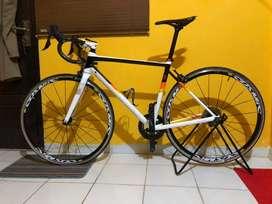 Roadbike Polygon Strattos S3 2021 Upgrade