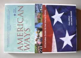 American Ways, a cultural guide to the united states