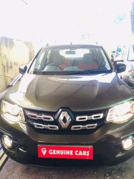 Renault Kwid RXT, 2016, Petrol