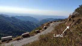 15 nali On Road Ganga View Land at 32 km Distance From AIIMS Rishikesh