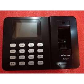 Mesin absensi fingerprint P208