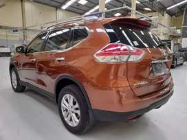 Nissan x-trail manual th 2014 Istimewa