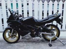 Ninja RR 2011 Motor langka yg kondisinya bagus