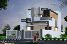 79 lakhs 3 Bhk Individual house sale in Vadavalli