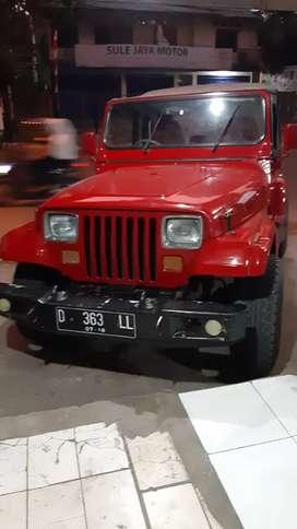 Dijual jeep sj 7