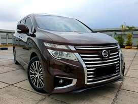 Nissan Elgrand 2.5 HWS 2014